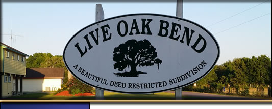 Live Oak Bend Civic Club